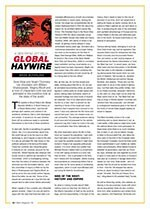 A View from Left Field: <i>Global Haywire</i>
