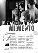 Mistaken Identity: <i>Memento</i>