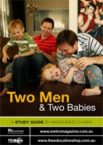 Two Men & Two Babies