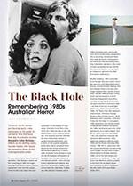 The Black Hole: Remembering 1980s Australian Horror