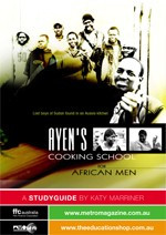 Ayen's Cooking School for African Men (ATOM Study Guide)