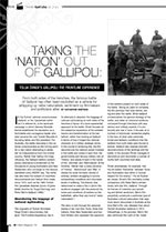 Taking the 'Nation' out of Gallipoli: Tolga ?nek's <i>Gallipoli: The Frontline Experience</i>