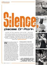 Silence, Please: <i>Dr Plonk</i>