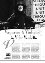 Vagaries & Violence in <i>V for Vendetta</i>