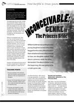 Inconceivable: Genre in <i>The Princess Bride</i>
