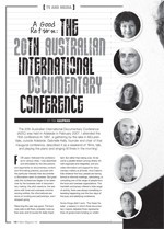 A Good Return: The 20th Australian International Documentary Conference