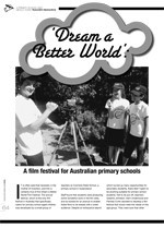 Dream a Better World: A Film Festival for Australian Primary Schools