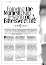 Enjoying the Moment: Kim Ji-woon on <i>A Bittersweet Life</i>