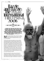 Razzle and Dazzle: The Pusan International Film Festival 2006