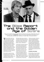 <i>The Gillies Report</i> and the Golden Age of Satire