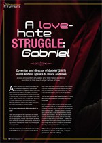 A Love-Hate Struggle: <i>Gabriel</i>