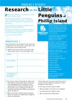 How does research protect natural resources? Phillip Island case study.