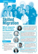 Skilled migration ?What impact does it have on Australia?