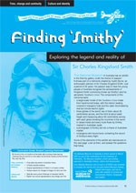 Finding ?mithy??Exploring the legend and reality of Sir Charles Kingsford Smith