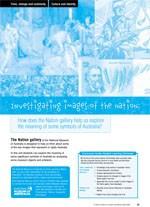 Investigating symbols of the Australian nation