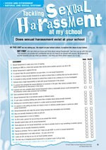 Tackling sexual harassment in your school