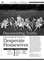 Disconcerting Truths: Uncovering the Values in <i>Desperate Housewives</i>