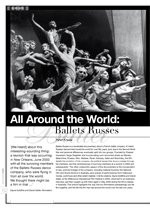 All Around the World: <i>Ballets Russes</i>