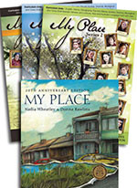 My Place - Series 1 and 2 DVD, DVD-ROM and book