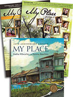 My Place - Series 2 DVD, DVD-ROM and book