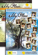 My Place - Series 1 DVD, DVD-ROM and book