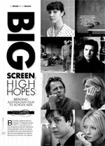 Big Screen, High Hopes: Bringing Australian Film to School Kids