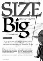 Size Doesn't Matter: Stupid Films