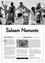 Salaam Namaste: From Mumbai to Melbourne