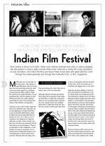 More Stars Than There are in Hindi Heaven: The 2005 Bollywood Masala Indian Film Festival