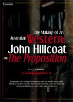 The Making of an Australian Western: John Hillcoat and The Proposition