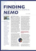 Finding Australian Cinema in Nemo