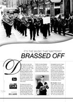 It's the Music that Matters: Brassed Off