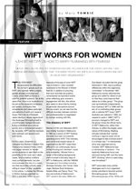 WIFT Works for Women: A Short History on How to marry Filmmaking With Feminism