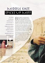 Middle East Spices Up MIFF