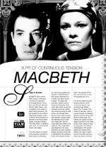 A Pit of Continuous Tension: Macbeth