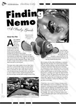 Finding Nemo: A Study Guide
