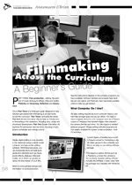 Filmmaking Across the Curriculum: A Beginner's Guide (Part 3)