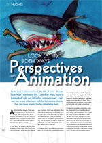 Look (At it) Both Ways: Perspectives on Animation