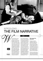 Introducing the Film Narrative