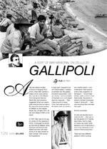 A Sort of War Memorial on Celluloid: <i>Gallipoli</i>