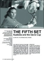 'The Fifth Set': Australia and the Davis Cup (Study Guide)