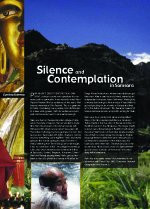 Silence and Contemplation in