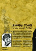 A Human Touch: An Interview with Paul Cox