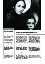 Some Significant Women in Australian Film - A Celebration and a Cautionary Tale