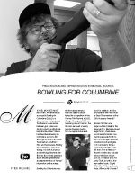 Presentation And Representation in Michael Moore's Bowling For Columbine (Film as Text)