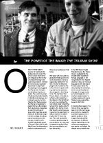 The Power of Image: ?he Truman Show?(Film as Text)