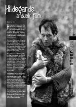 Hildegard: A Duck Film (Study Guide)