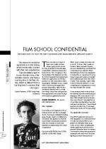 Film School Confidential: The Inside Story on how this Year? Successful AFTRS Drama Directing Applicants Made It Through