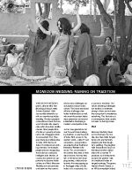 Monsoon Wedding: Raining on Tradition (Film As Text)