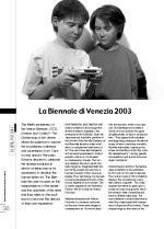 Patricia Piccinnini: La Biennale di Venezia 2003